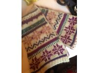 Lovely wool scarf