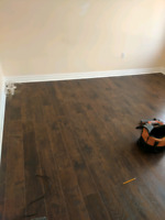 Save now on laminate and vinyl plank flooring installations