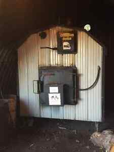 Wood Doctor Outdoor Furnace