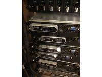 Dell 1950 m3 iii quad core 8gb ram 2 146gb Hdd