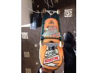 Cliche skateboard