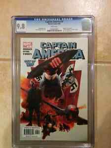 LOWERED PRICES on CGC graded comic books