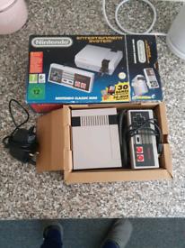 Nintendo classic mini CHEAP!!!