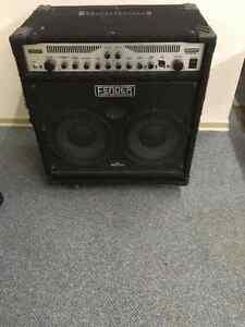 Fender bassman 250/210 combo