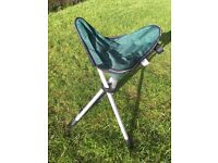 Stools x2 ideal for camping/fishing