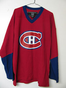 MONTREAL CANADIENS HOCKEY JERSEY NEW/TAGS OFFICIALLY LICENSED