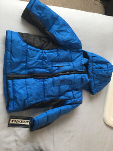 Toddler winter jacket