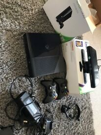 EXCELLENT XBOX BUNDLE 250gb including games and Kinect SOLD.