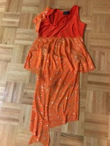 Dance costume/attire Latin wear