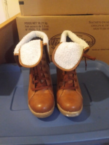 Fall boots Size 8