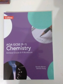 AQA GCSE Chemistry and Biology