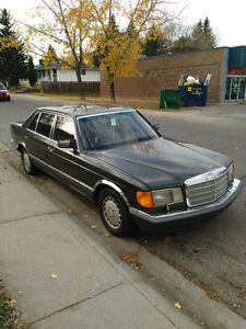 1989 Mercedes-Benz Other 560SEL Other