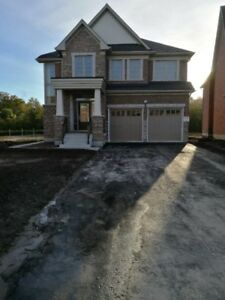 Spacious brand new house for rent in North Oshawa