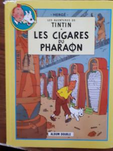 Tintin, bandes dessinée