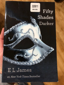 Fifty Shades Darker - Book - E. L. James - Excellent Condition