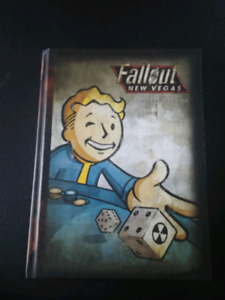 Fallout New Vegas Collector's Edition Guide.