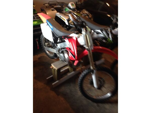 Used 1998 Honda CR