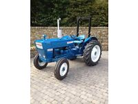 1965 FORD DEXTA 2000 TRACTOR..MINT CONDITION AND RARE MODEL..£3950