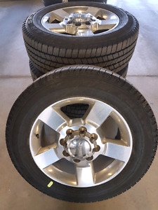 "Goodyear Eagle SR-A 20"" Wheels & Tires"