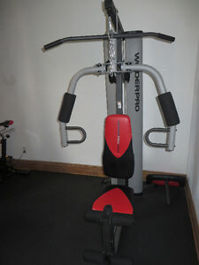 Exercise machine - Rarely used