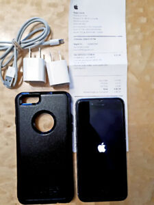 iPhone 6.... 64 gig black