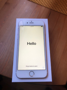 iPhone 6s 32gb great conditionlocked to Rogers