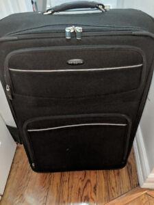 Samsonite suitcase
