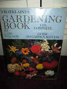 Gardening Book - ALL Canada - guide to garden success