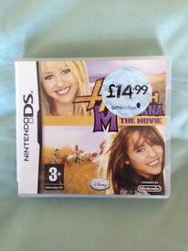 DS game Hannah Montana