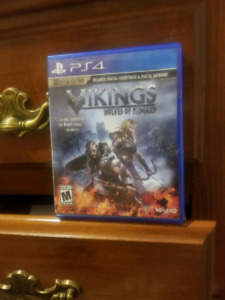 Vikings: Wolves of Migard s.e PS4