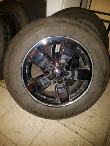 jante de Ford escape mags 2008-2012 limited chrome