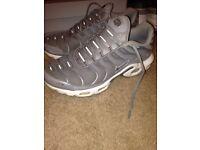 Nike Tn Tuned1 (Size UK6) Grey