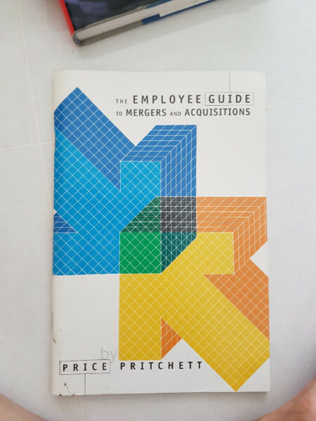 The Employee Guide to Mergers & Acquisitions