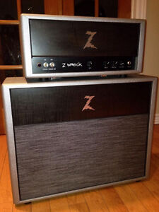 FS/FT: Dr. Z Z Wreck & Matching 2x12 (Quantum Silver)
