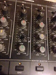 Pioneer DJM-500 Pro DJ Mixer (4-Channel) London Ontario image 7
