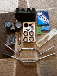 Various Honda CB750 parts