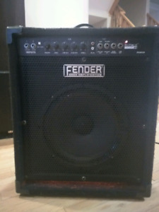 Fender Rumble 60 Bass Combo Amp