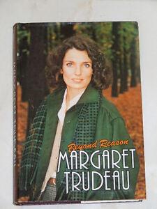 1979 book 'Beyond Reason' by Margaret Trudeau