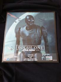 New Rogue One Star Wars Big sleeve Blu Ray