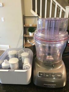 13 cup kitchen aide food processor