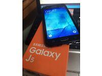 Galaxy j5 black unlocked