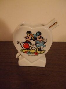 Mickey and Minnie Mouse Pencil Holder