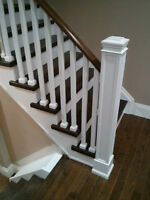 REPAIR AND INSTALLATION OF STAIRS