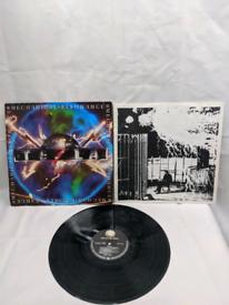 TESLA Mechanical Resonance ORIGINAL 1986 FIRST PRESSING Vinyl Record A