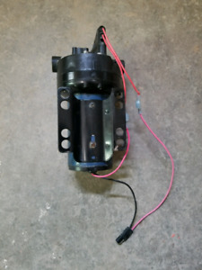 Raw water or domestic water system pump