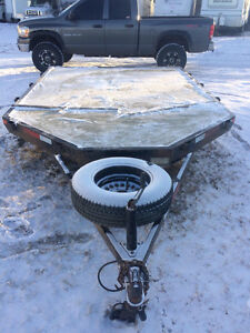 Great sled or quad trailer