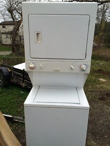 Stacked Laundry Center for sale!