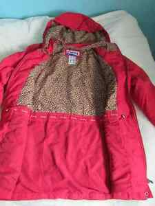 Brand New Womens Red Rain Jacket Size L London Ontario image 2