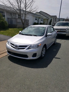 2011 Toyota Corolla Only 63 000 Kms Mint