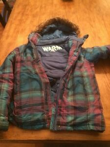 Kids winter coats and pants